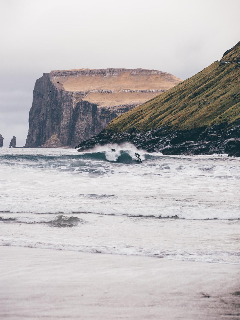 Faroe Islands Florian Besser Travel Färör Inseln Reise Foto Surfen Surfing