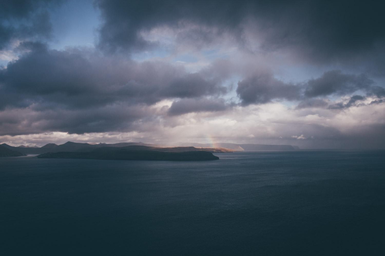 Faroe Islands Florian Besser Travel Färör Inseln Reise Foto Helicopter Helikopter Atlantic Airways