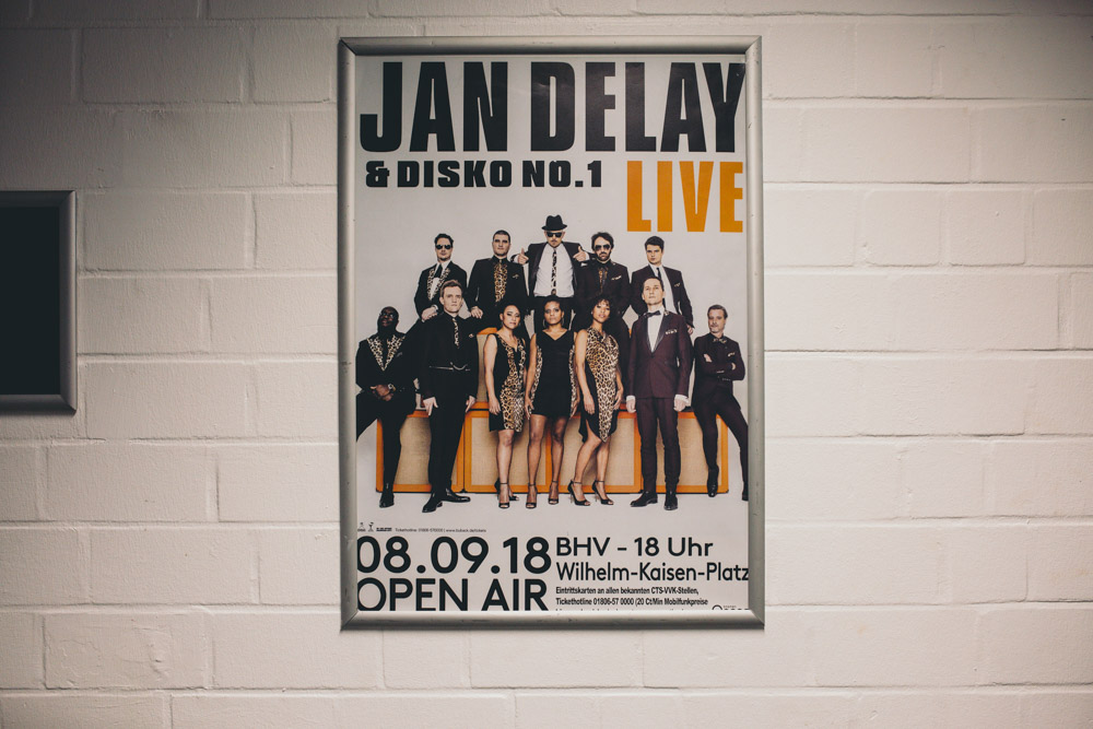 Jan Delay Openair Bremerhaven Foto de fofftig penns