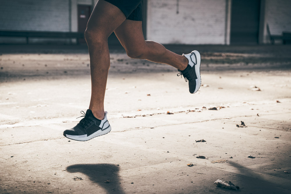 Adidas Ultraboost 19 Florian Besser Running Schuhe