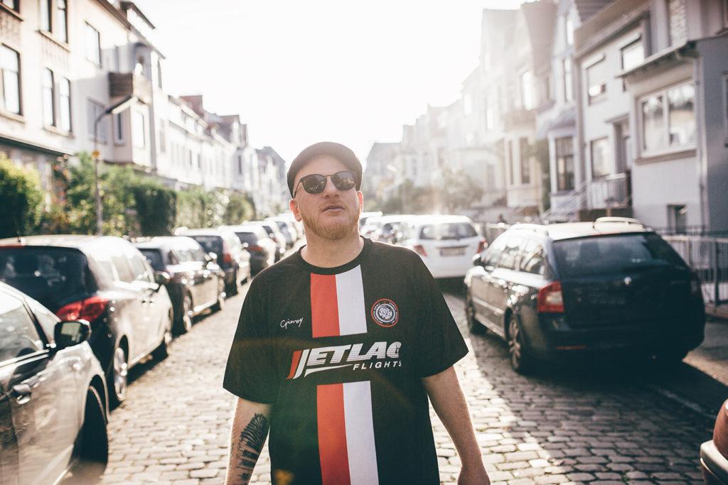Flo Mega BÄMS! neues Album Foto Portrait Florian Besser